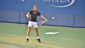 Forehand Hitting the Net? 5 Actionable Tips You Can Do Now To fix It